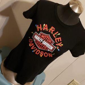Nwot small harley davidson top